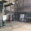 System chłodzenia wody technologicznej procesu rafinacji stali