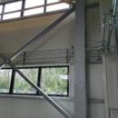 Instalacja chłodzenia wody procesowej i instalacja sprężonego powietrza